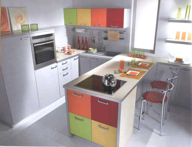 Voir des modeles de cuisine petite cuisine scandinave en for Voir modele de cuisine